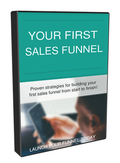 Your First Sales Funnel PLR — Private Label Rights – PLR Special Deals
